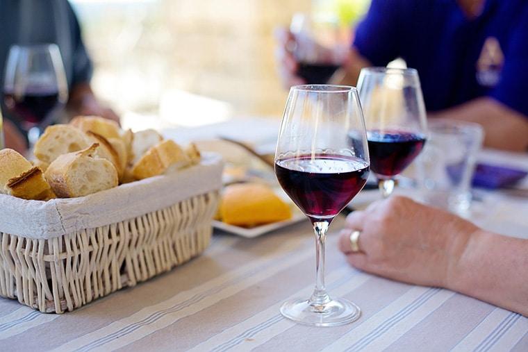 Application pour le meilleur vin