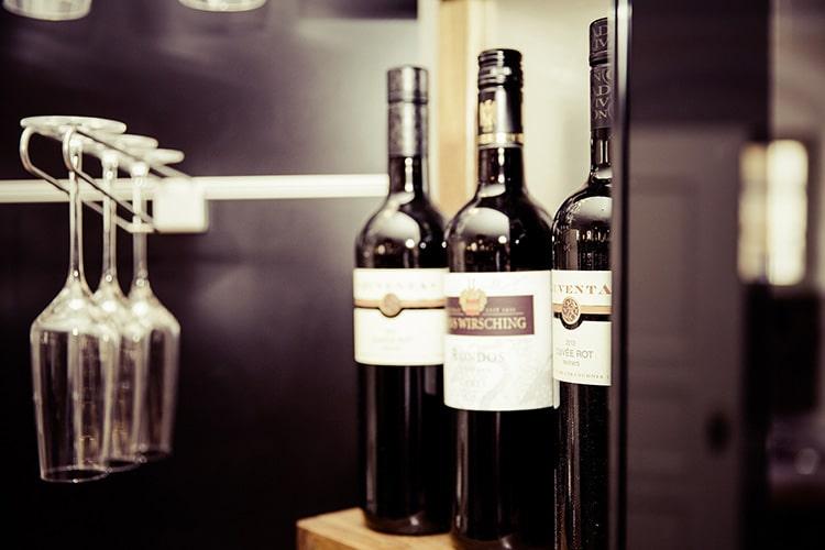 Bon vin français