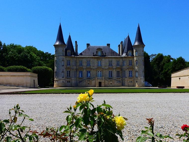 Château vin Bordeaux