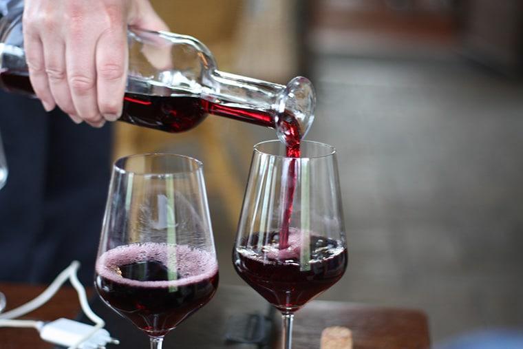 Les effets bénéfiques du vin rouge
