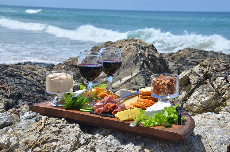 Vin rouge et Fromage